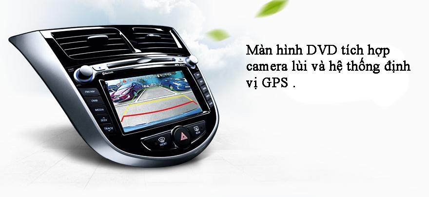 DVD Hyundai Accent 2013