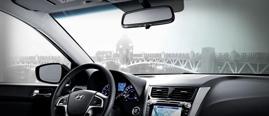 Hyundai Accent 5 cửa 2013