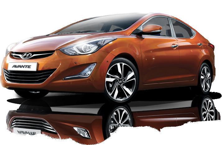 Hyundai Avante nội địa
