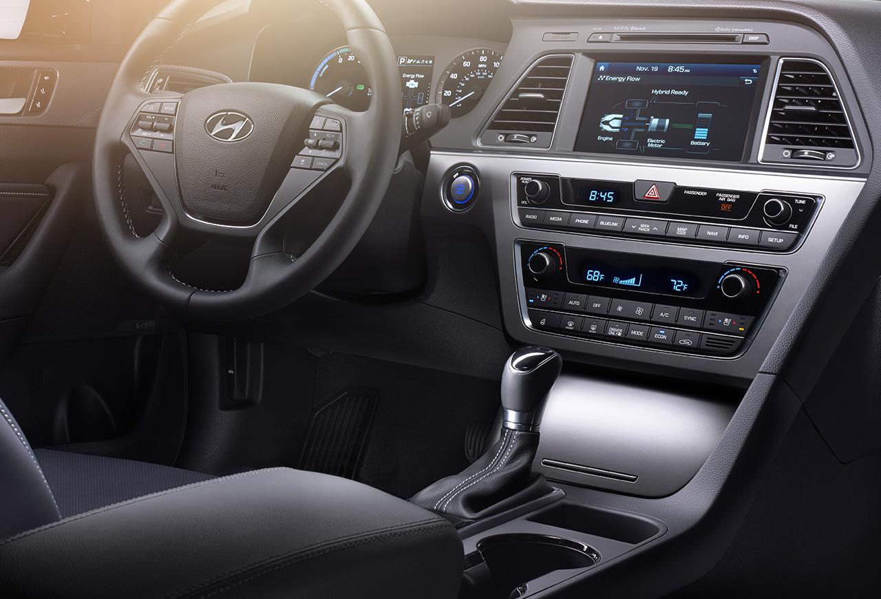 Hình ảnh Hyundai sonata 2016