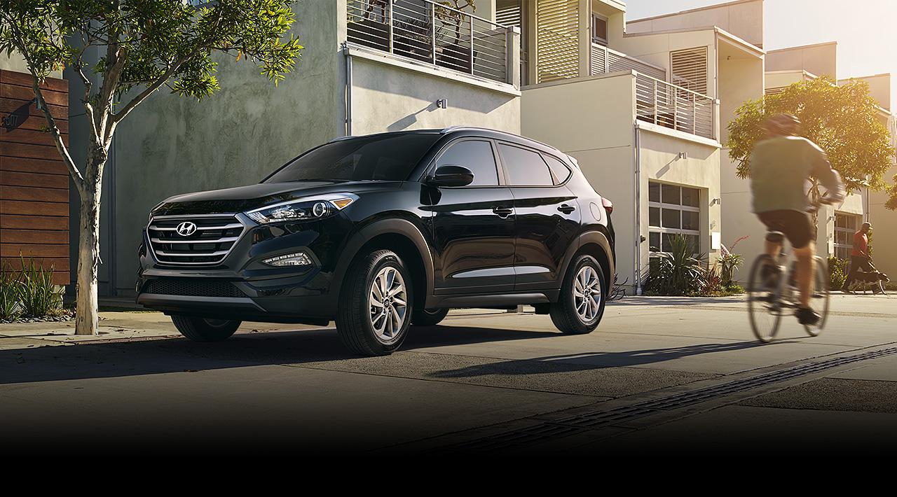 Hyundai tucson 2018 CKD