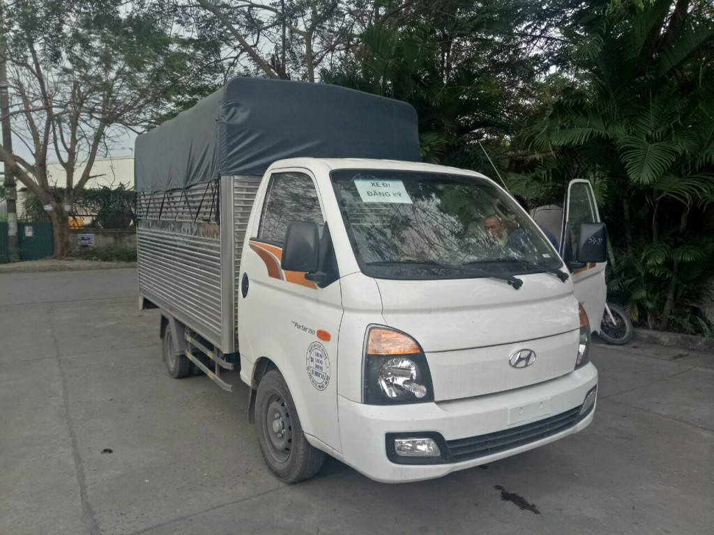 H150 dong tu chassis