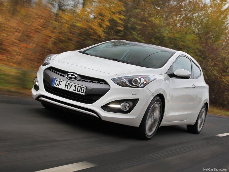Hyundai i30 3 cửa