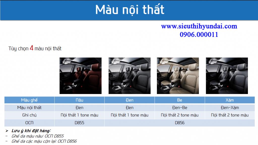 Hyundai Santafe 2013 phiên bản đặc biệt
